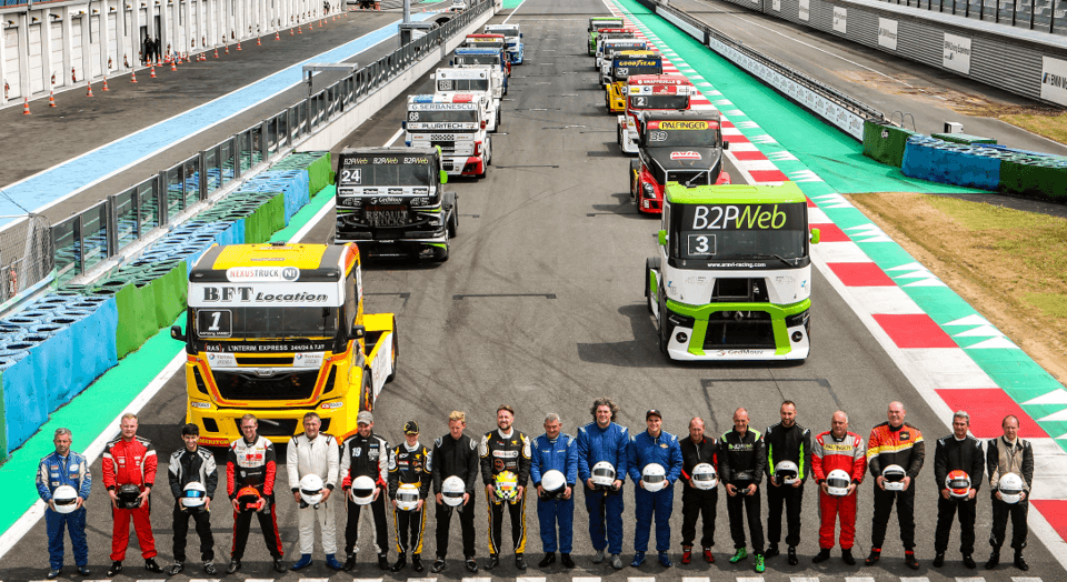 Nouvelle saison de Trucks Racing 2019