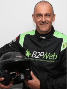 Interview du pilote Lionel Montagne - Team ARAVI