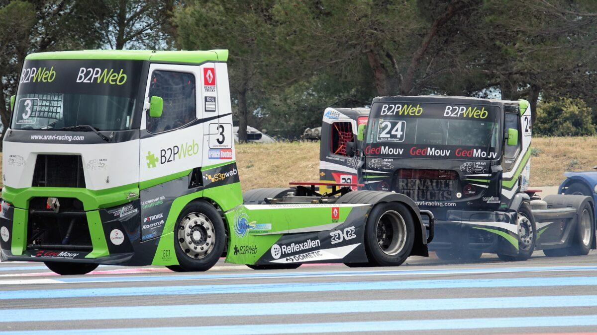 Retour sur le GP du Castellet !