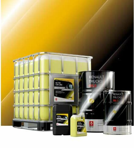 Renault Truck Oils liquide refroidissement