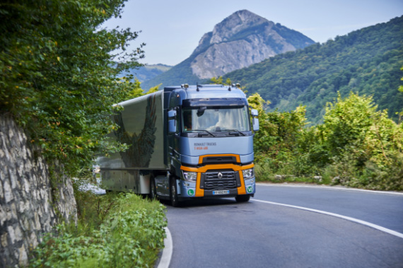 Camion EURO VI