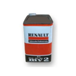 1980 : les huiles Berliet deviennent les huiles Renault DIESEL