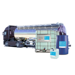 2005 : lancement de la gamme d'AdBlue avec la norme Euro 6